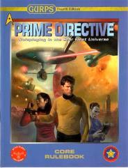 Prime Directive (4th Edition)