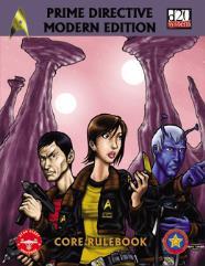 Prime Directive (d20 Modern Edition)