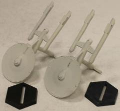 Federation Battlecruiser 2-Pack #1