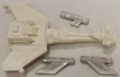 Klingon C8 Dreadnought #1