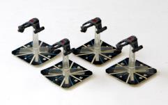Klingon F-5 Frigate Collection #1