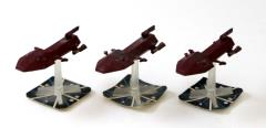 Kzinti Shuttle Carrier Collection #1