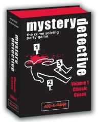 Mystery Detective Vol 1 - Classic Cases