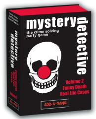 Mystery Detective Vol 2 - Funny Death Real Life Cases