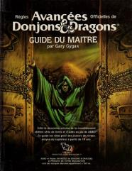 Guide du Maitre (Dungeon Master's Guide, French Edition)