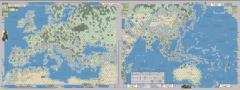 World in Flames - Map Set (2017 Collector's Edition)