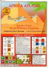Africa Aflame Gold (1994 Edition)
