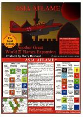 Asia Aflame Gold (2003 Edition)