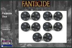 Fanticide Dice Set (10)