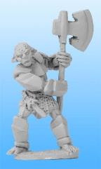Orc Warrior w/Great Axe