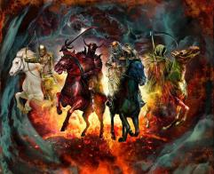 3rd Megiddo - Titus vs John & Simon