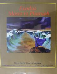 Exodus - Moses vs. Pharaoh