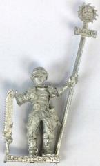 Imperial Guardswoman w/Standard #1
