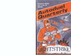 "Vol. 1, #2 ""Nightstrike, Advanced Collision System"""