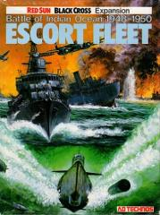 Red Sun Black Cross - Escort Fleet