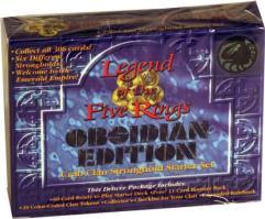 Obsidian Edition - Crane Clan Stronghold Starter Set