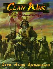 Lion Army Expansion Book