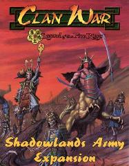 Shadowlands Army Expansion Book