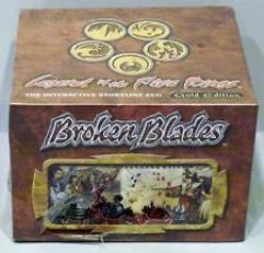 Broken Blades Booster Box