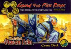 Gold Edition - The Fall of Otosan Uchi, Crane Deck
