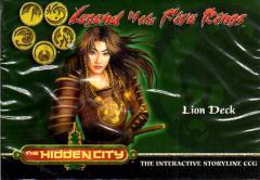 Diamond Edition - The Hidden City, Lion Deck