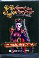 Hidden City, The - Booster Pack