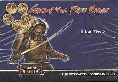 Lotus Edition - Code of Bushido - Lion Deck