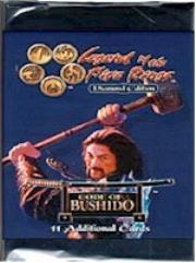 Code of Bushido Booster Pack