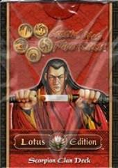 Lotus Edition - Base Set - Scorpion Clan Deck