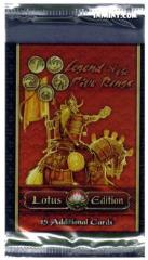 Lotus Edition Booster Pack