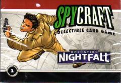 Operation Nightfall - Bloodvine Syndicate Starter Deck
