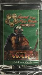 Drums of War Booster Pack