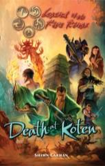Death at Koten - Graphic Novel