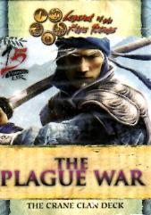 Celestial Edition - The Plague War, Crane Deck