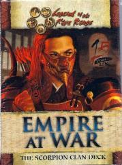 Celestial Edition - Empire at War, Scorpion Deck