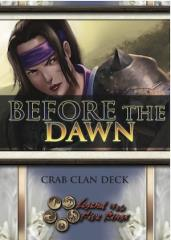 Before the Dawn - Crab Theme Deck