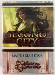 Celestial Edition - Second City, Mantis Deck
