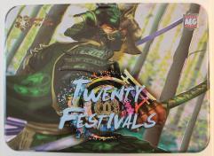 Twenty Festivals Booster Box