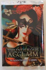 Thunderous Acclaim Booster Pack