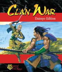 Clan War - Daimyo Edition