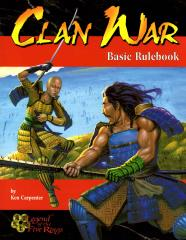 Clan War - Basic Rulebook
