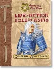 Live-Action Roleplaying Rulebook