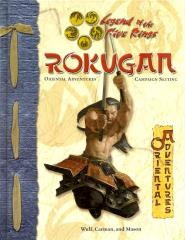Rokugan Starter Collection - 2 Books! (d20)