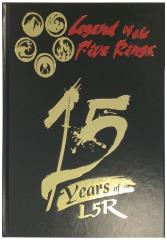 Legend of the Five Rings (4th Edition, Limited Edition, Crane Clan)