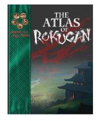 Atlas of Rokugan, The