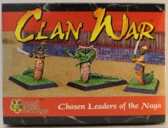 Chosen Leaders of the Naga