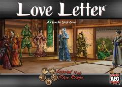 Love Letter (Legend of the Five Rings Edition)