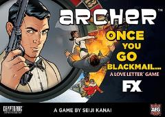 Love Letter - Once you go Blackmail… (Boxed Edition)