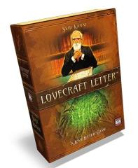 Lovecraft Letter - A Love Letter Game