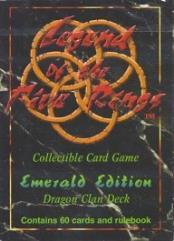 Emerald Edition - Dragon Clan Deck